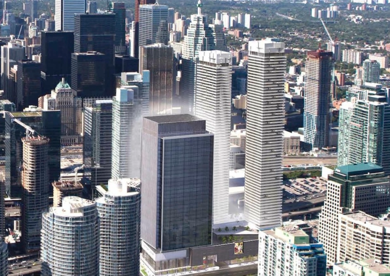 Harbour Plaza Residences - South Core Condos Toronto