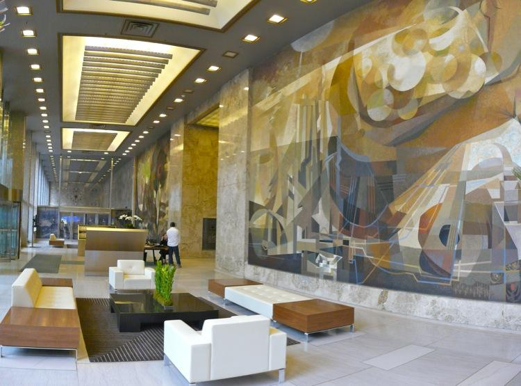 IMPERIAL PLAZA CONDOS 111 ST. CLAIR AVE WEST - LOBBY