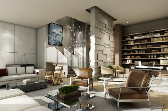 IMPERIAL PLAZA CONDOS FOR SALE - LOFT GROUND FLOOR