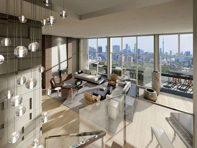 IMPERIAL PLAZA CONDOS FOR SALE - LOFT