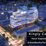 Kingly Condos at King and Portland