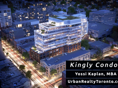 Kingly Condos at King Portland Centre - 620 King West