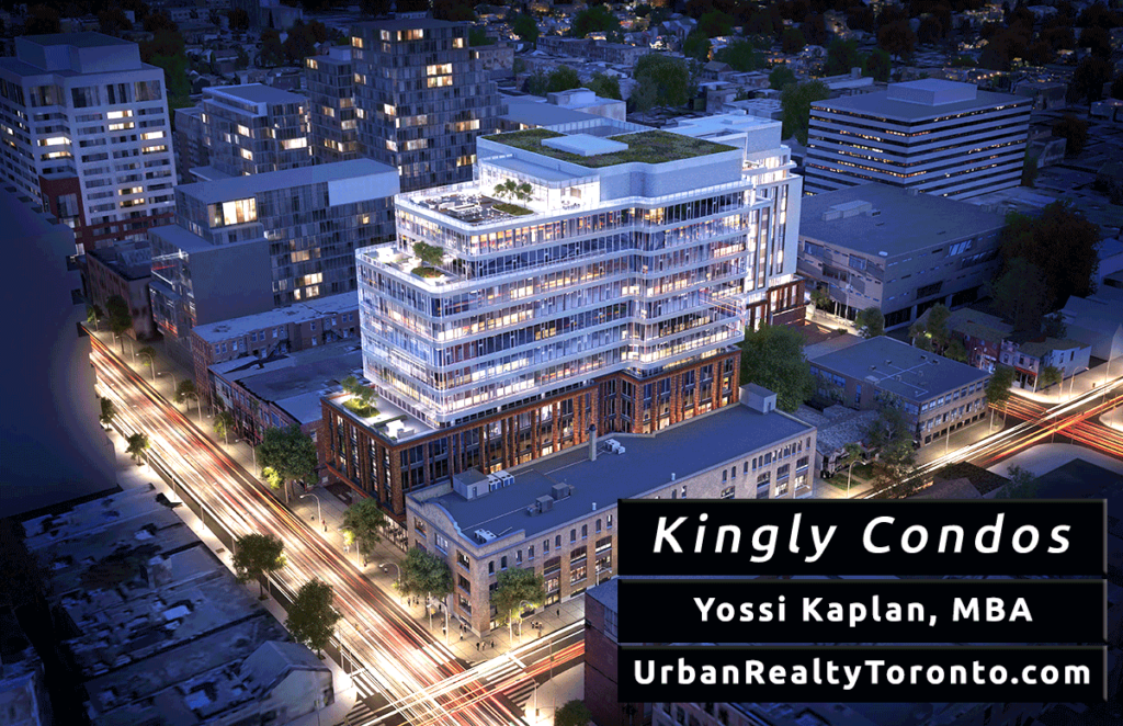 Kingly Condos at King and Portland - 620 King West