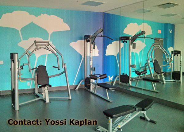 LIBERTY ON THE PARK - GYM 1 - CONDO FOR RENT