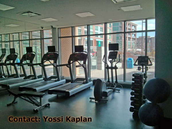 LIBERTY ON THE PARK - GYM 2 - CONDO FOR RENT
