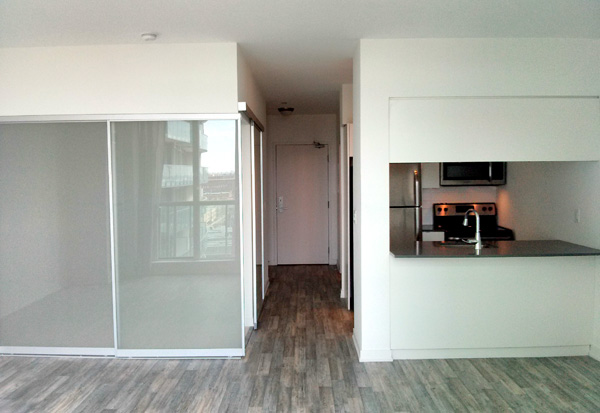 LIBERTY ON THE PARK - KITCHEN - CONDO FOR RENT