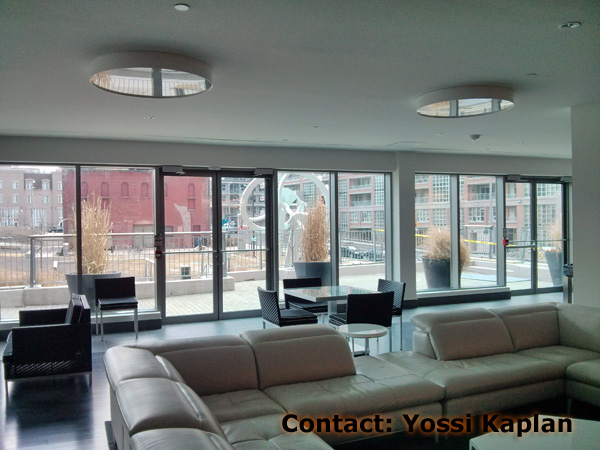 LIBERTY ON THE PARK - PARTY ROOM - CONDO FOR RENT
