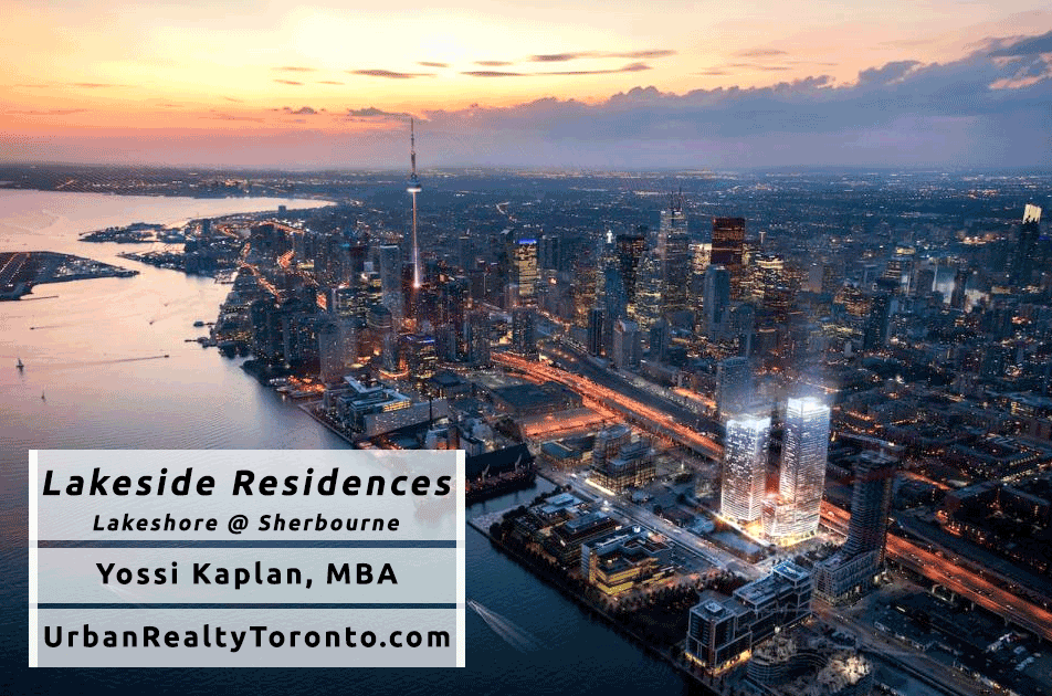 Lakeside Residences Toronto for Sale - Contact Yossi Kaplan