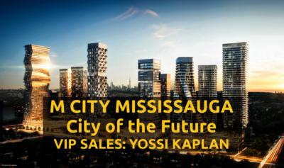M CITY - Platinum Release - VIP Sales: Yossi Kaplan, MBA