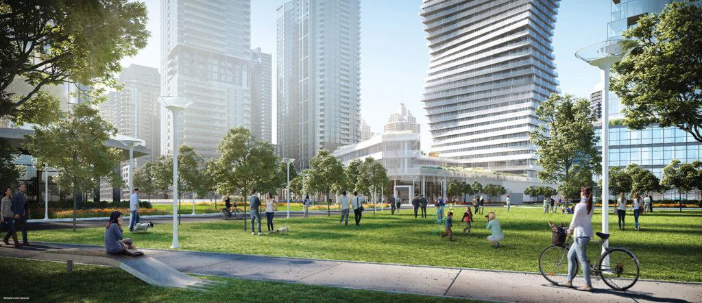 M CITY - The Park