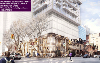 628 Church Condos – Real Estate Investments
