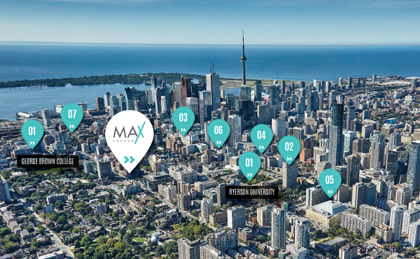 MAX CONDOS - TORONTO CONDOS AND INVESTMENTS - CONTACT YOSSI KAPLAN