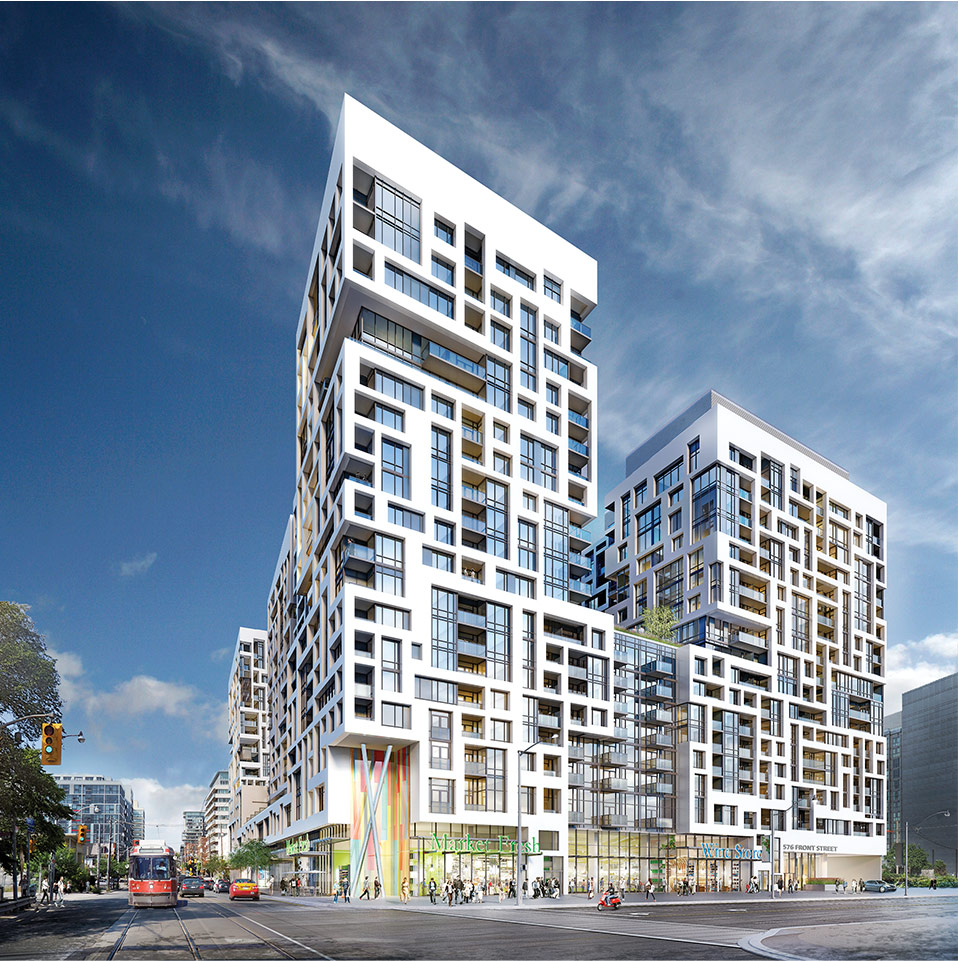 MINTO WESTSIDE CONDOS FOR SALE - CONTACT YOSSI KAPLAN