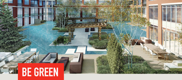 MINTO WESTSIDE CONDOS FOR SALE - GREEN - YOSSI KAPLAN