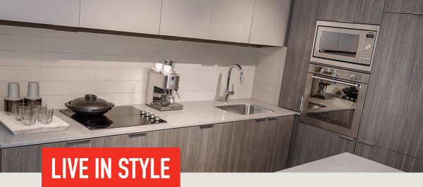 MINTO WESTSIDE CONDOS FOR SALE - KITCHEN - YOSSI KAPLAN