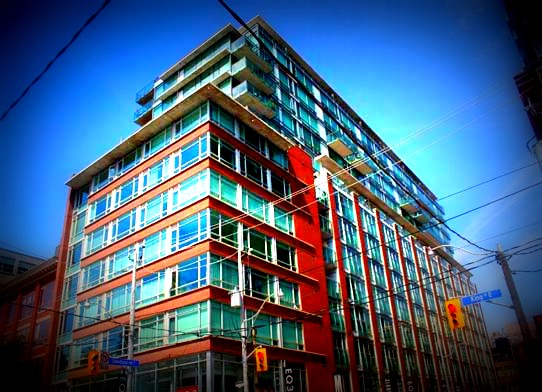 MOZO LOFTS - 333 ADELAIDE ST EAST