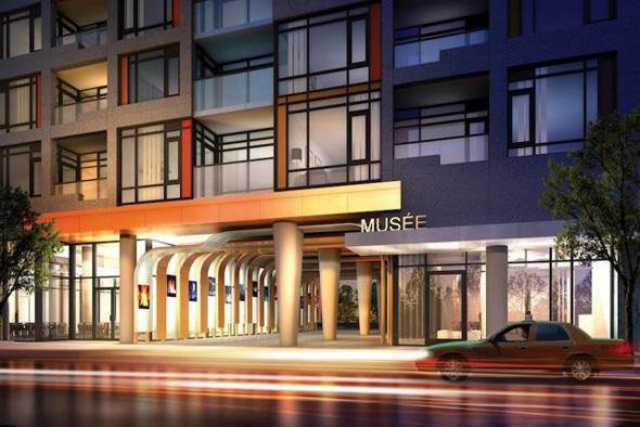 MUSEE PLAZA CONDOS - 525 ADELAIDE ST WEST - 1