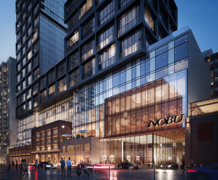 Nobu Condos 15 Mercer St Toronto - Yossi Kaplan VIP Sales