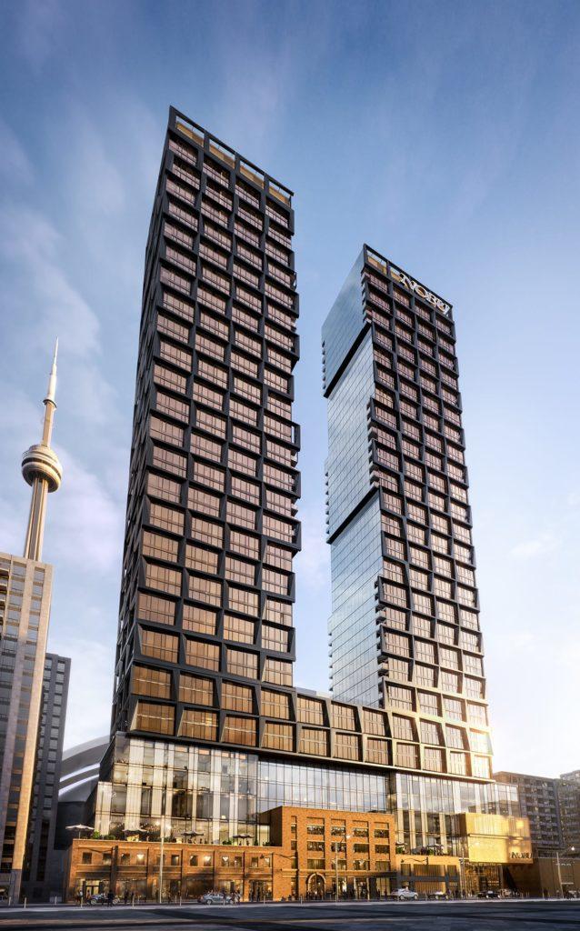 Nobu Residences - 15-35 Mercer St Toronto