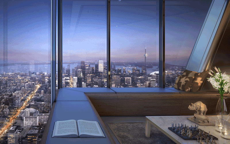 One Bloor West Condos For Sale