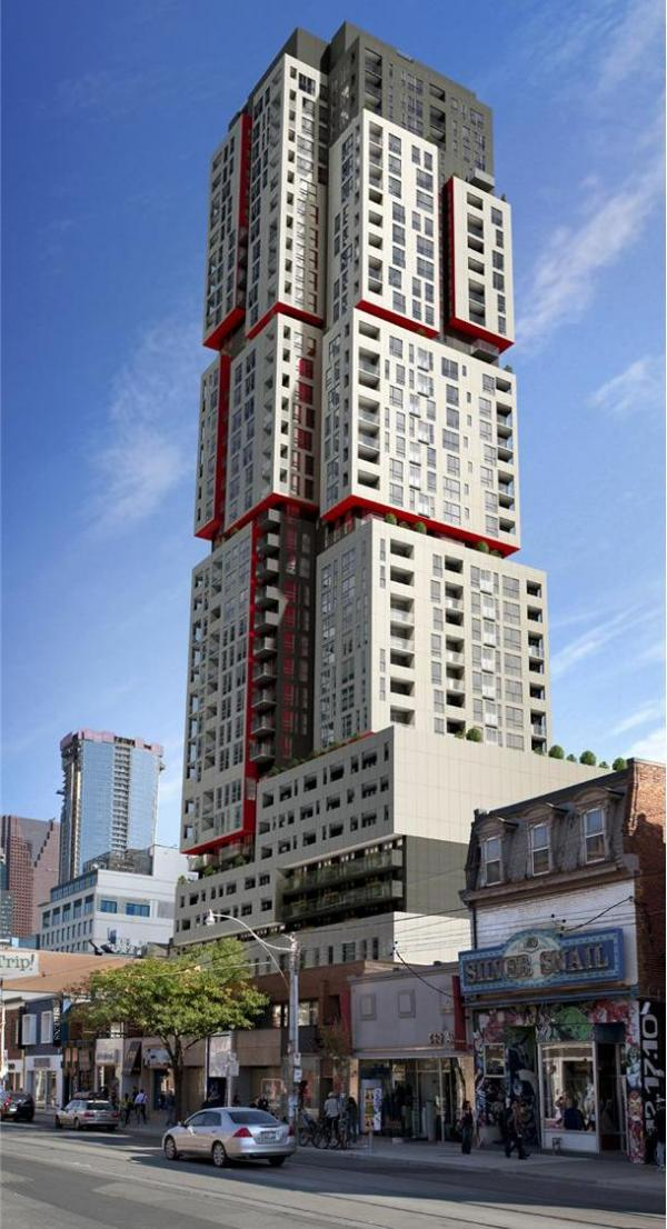 PICASSO CONDOS FOR SALE - 318 RICHMOND ST WEST