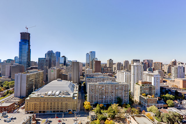 RADIO CITY CONDOS FOR SALE - MAPLE LEAF GARDEN VIEWS - CONTACT YOSSI KAPLAN