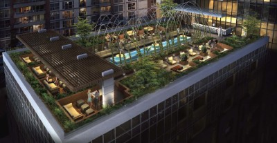 ROSEDALE ON BLOOR - ROOFTOP TERRACE - CONTACT