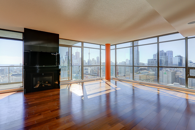 Radio City Condos - 281 Mutual St - Penthouse For Sale - 1