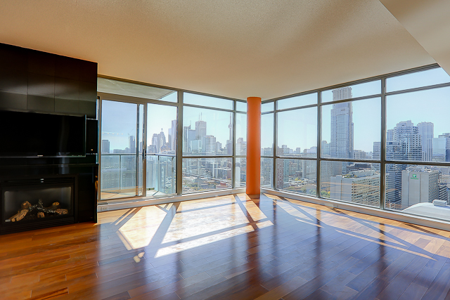 Radio City Condos - 281 Mutual St - Penthouse For Sale - 2