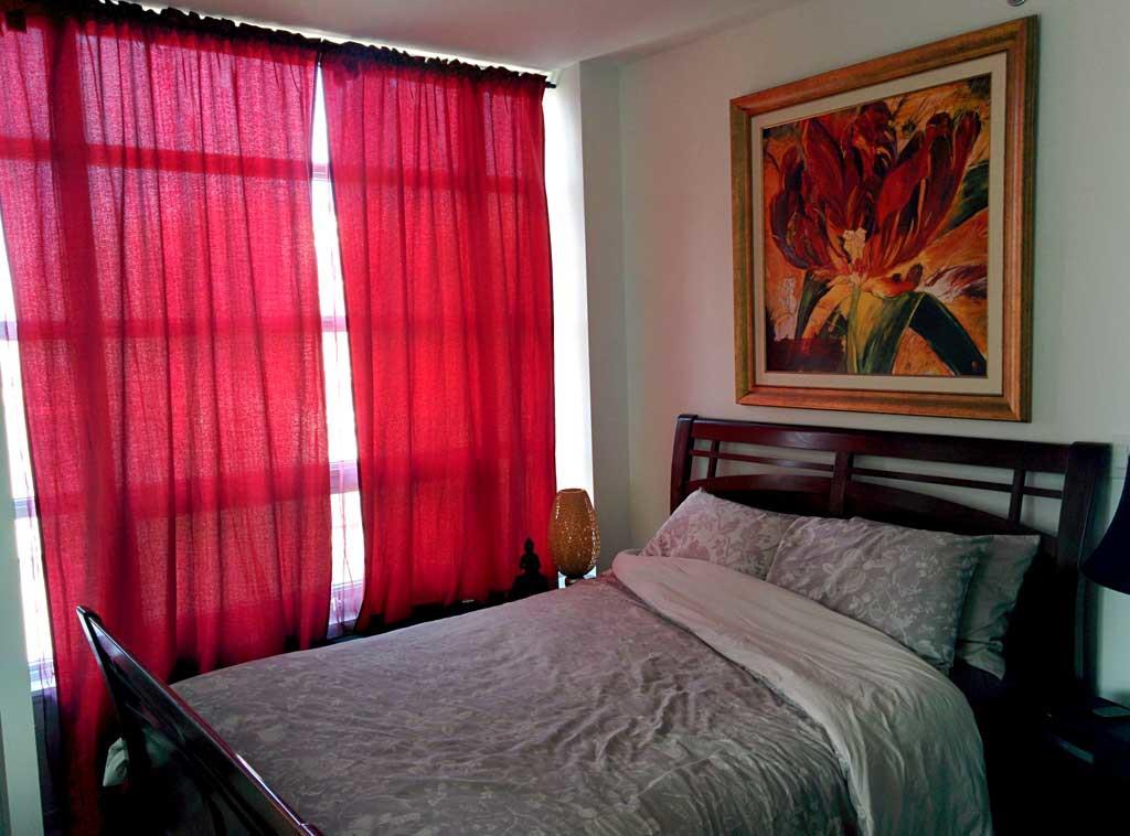 SHOWCASE LOFTS CONDOS - 88 COLGATE AVE - BEDROOM