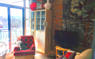 Investment Loft For Sale in Leslieville
