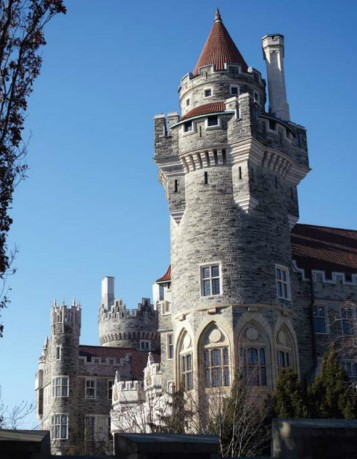 SOUTH HILL - CASA LOMA