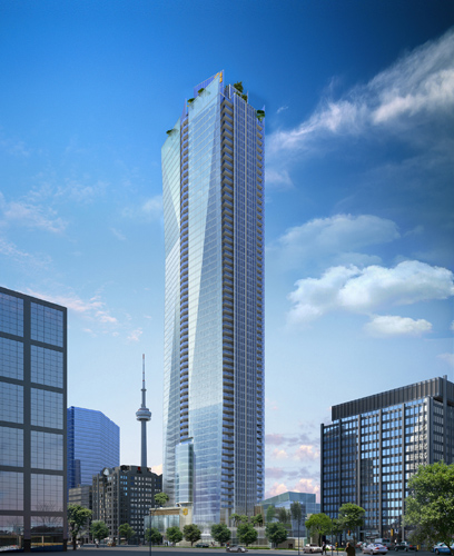 Shangri la toronto condos for sale for La downtown condo for sale