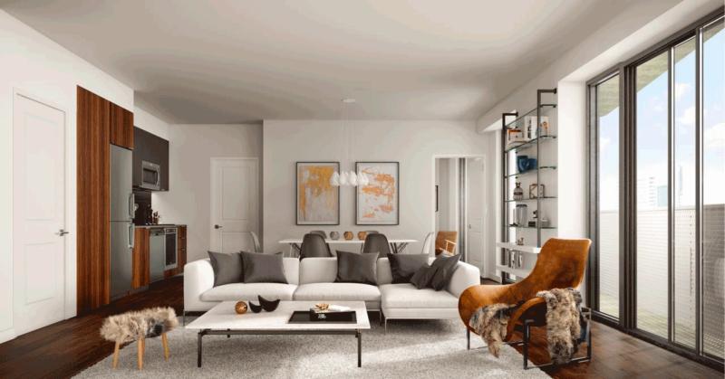 Social Condos - Suite Interior