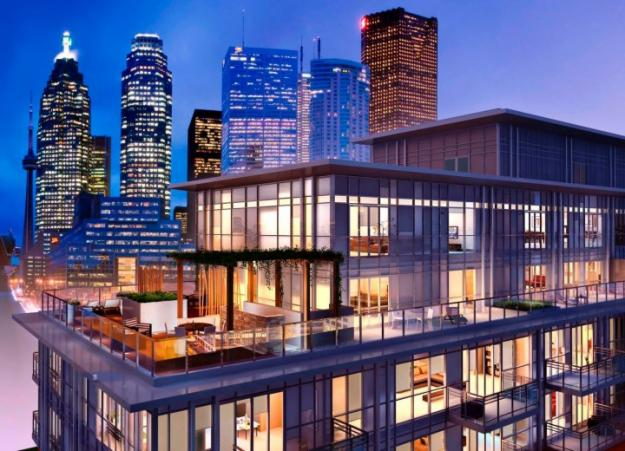 THE BERCZY CONDOS - CONDOS FOR SALE