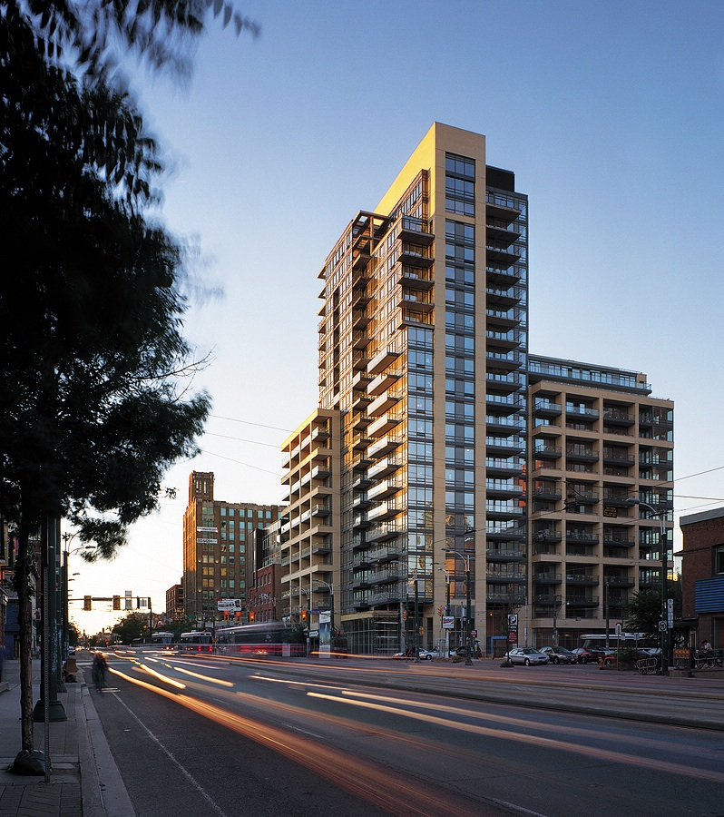 THE HUDSON CONDOS - 438 KING WEST