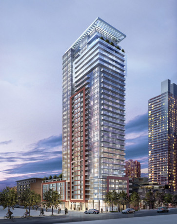 THE MERCER CONDOS - 8 MERCER ST TORONTO - 1