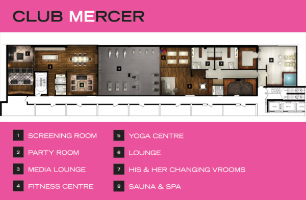 THE MERCER CONDOS - 8 MERCER ST TORONTO