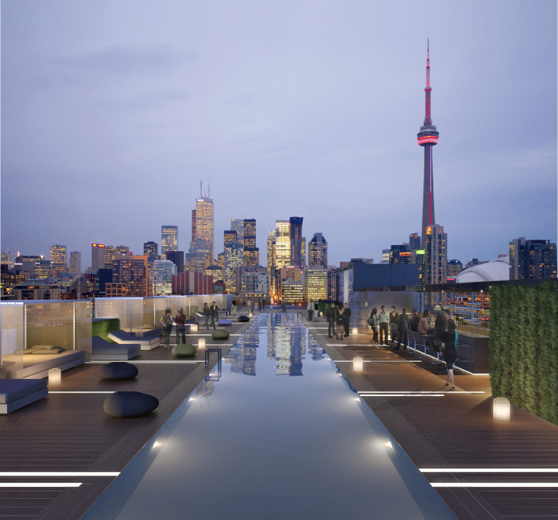 THOMPSON RESIDENCES - CONDOS FOR SALE - CONTACT YOSSI KAPLAN