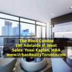 The Bond Condos – One, Two and Three Bedroom Condos for Sale