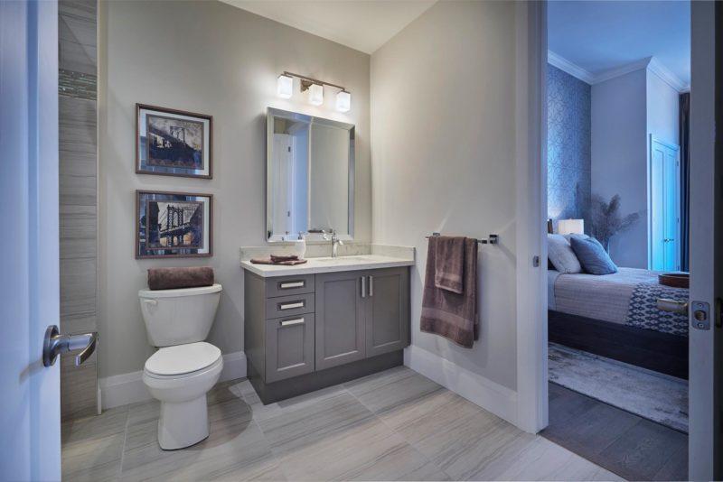 The Lofts at 85 - Bathroom