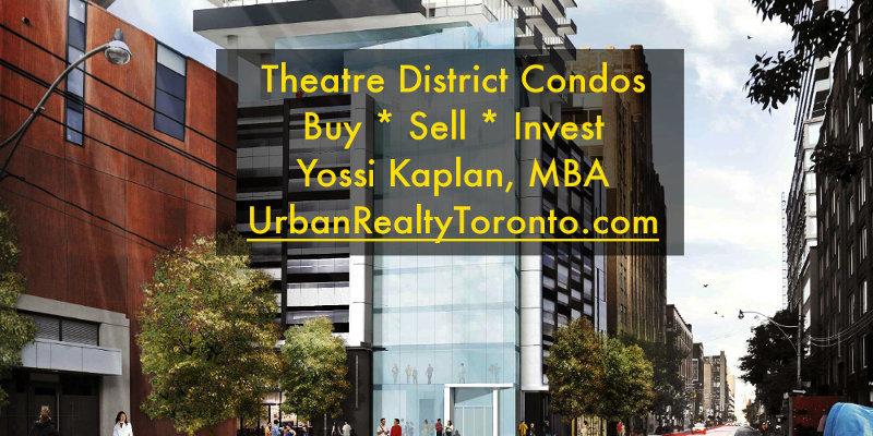 Theatre District Condos