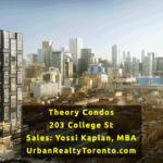Theory Condos @ 203 College St