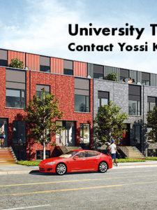 University Towns Oshawa w/ 2-Year Rental Guarantee