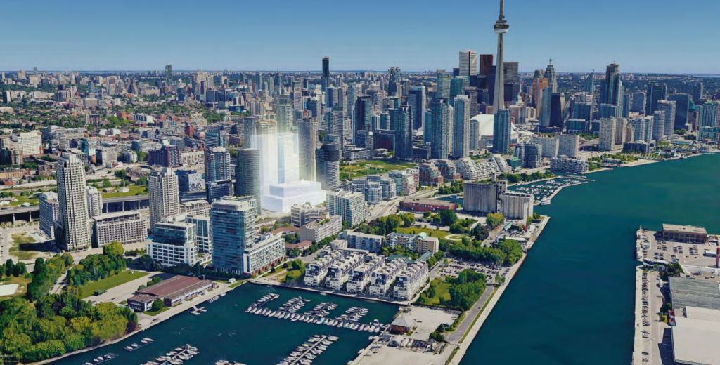 WEST BLOCK CONDOS - BATHURST AND LAKESHORE - CONTACT YOSSI KAPLAN