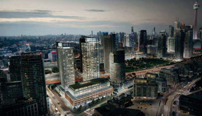BATHURST AND LAKESHORE PRE-CONSTRUCTION - CONTACT YOSSI KAPLAN
