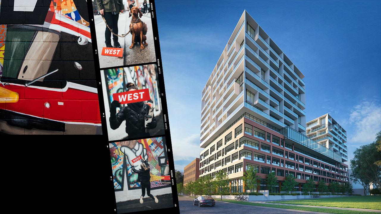 West Condos 89-109 Niagara St. - VIP Sales Yossi KAPLAN