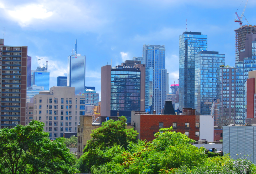 FIVE TORONTO CONDOS INVESTMENTS - YONGE AND BLOOR CONDOS FOR SALE