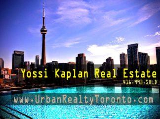 Yossi Kaplan Real Esdtate UrbanRealtyTronto.com