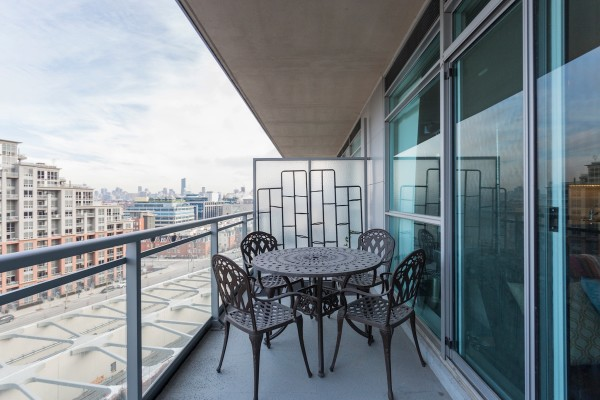 ZIP CONDOS FOR SALE - BALCONY 1 - YOSSI KAPLAN
